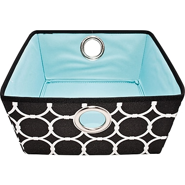 Macbeth Low Profile Fabric Bin, Hula Collection