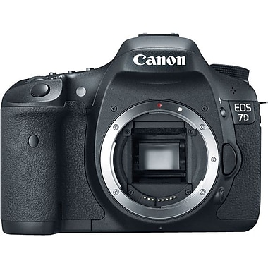 Canon EOS 7D Digital SLR Camera Body