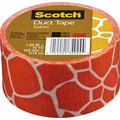 Scotch® Brand Duct Tape, Safari, 1.88in. x 10 Yards