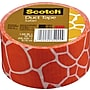 Scotch® Brand Duct Tape, Safari, 1.88 x 10
