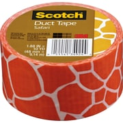 "Scotch® Brand Duct Tape, Safari, 1.88"" x 10 Yards"