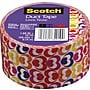 Scotch Brand Duct Tape, Love Note, 1.88 X