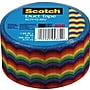 Scotch® Brand Duct Tape, Roy-G-Biv, 1.88 x 10