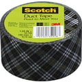Scotch® Brand Duct Tape, Plaid To Meet You, 1.88in. x 10 Yards