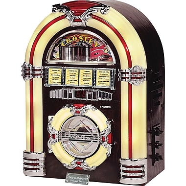 Crosley Radio Jukebox CD Player and Radio