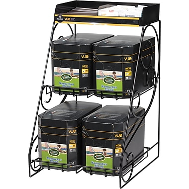 Keurig Wire Storage Rack for Vue Packs