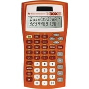 Texas Instruments® TI-30X IIS Scientific Calculator, Orange