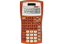 Texas Instruments® TI-30X IIS Scientific Calculator, Orange