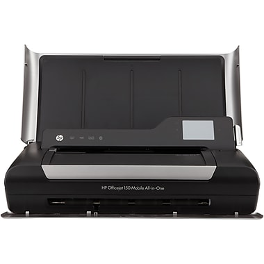HP® Officejet 150 (CN550A) All-in-One Portable Colour Inkjet Printer