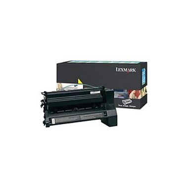 Lexmark Black Toner Cartridge (C780H4KG), High Yield, Return Program