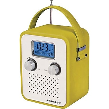 Crosley Radio Songbird Radio, Green