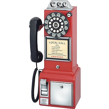 Crosley Radio 1950's Pay Phone