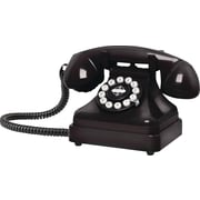 Crosley Radio Kettle Desk Phone, Black