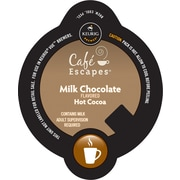 Keurig® Vue® Pack Cafe Escapes™ Milk Chocolate Hot Cocoa, 16/Pack