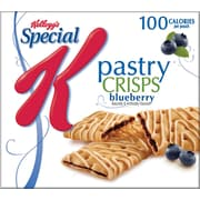 Kellogg's® Special K® Pastry Crisps, Blueberry, 9 Packs/Box (KEE56925)