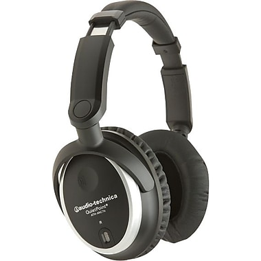 Audio-Technica ATH-ANC7b QuietPoint® Active Noise-cancelling Headphones