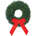 Fresh Boxwood Wreaths with Hanger