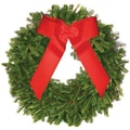 Fresh Fraser Fir Wreaths with Hanger