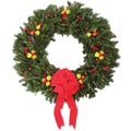 Fresh Apple Berry Delight Wreaths with Hanger