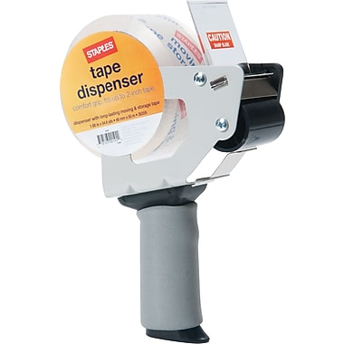 Staples Foam Grip Premium Comfort Packaging Tape Dispenser