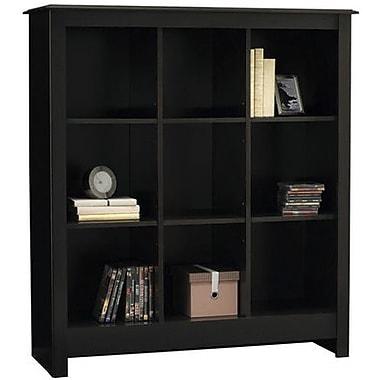 Ameriwood 9-Cube Storage, Black