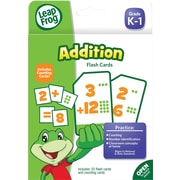 LeapFrog Flash Cards, Addition, Grades K-4