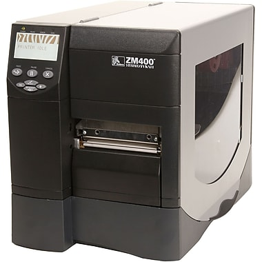 Zebra® Z Series® ZM400 Series Printer, 600 dpi