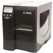 Zebra® Z Series® ZM400 Series Printer with Peeler and Rewind, 254 mm/sec Speed