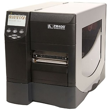 Zebra® Z Series® ZM400 Series Printer with Peeler, 254 mm/sec Speed