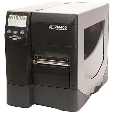 Zebra® Z Series® ZM400 Series Printer with Peeler, 254 mm/sec Speed