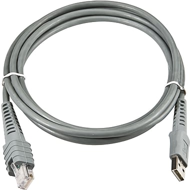 Intermec® USB Cable, 6.5'(L)