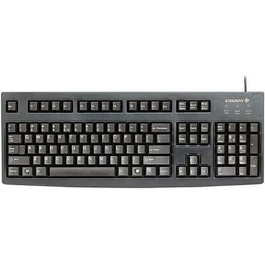 Cherry® G83-6104 Series Compact Keyboard, PS/2 Interface