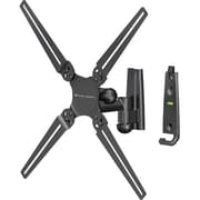 LEVELMOUNT® AISTA Full Motion Small Dual Arm Wall Mount, Up To 45 lbs.