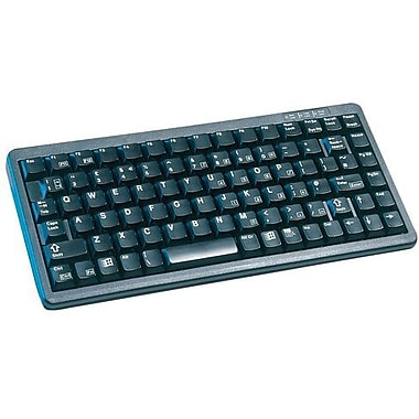 Cherry® G84-4100 Series Ultraslim Keyboard, 20 Million Operations