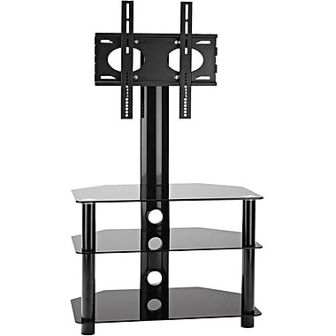 OMNIMOUNT® MODENA37FP Core Collection Stand, Up To 80 lbs.