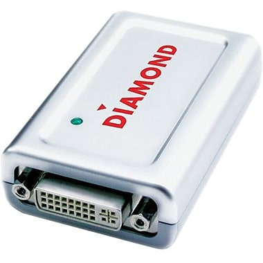 BEST DATA Diamond Multimedia® BVU195 Display Adapter, 512 MB