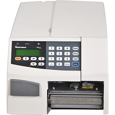 Intermec® EasyCoder PF4i Thermal Label Printer, 7in.(H) x 9.6in.(W) x 15.9in.(D)