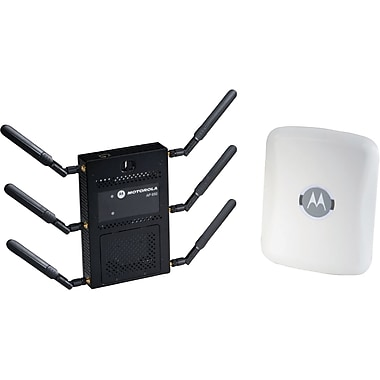 MOTOROLA AP-0650-66030-US Internal Antenna Wireless Access Point, 1.7in.(H) x 7 1/2in.(W) x 9 1/2in.(L)
