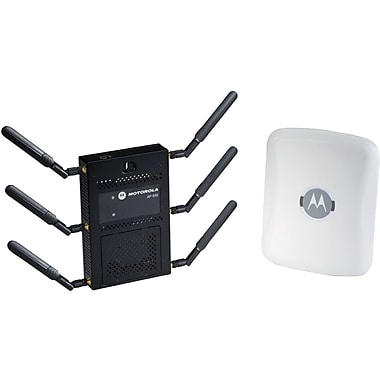 MOTOROLA AP-0650-60010-US Internal Antenna Wireless Access Point, 1.7in.(H) x 7 1/2in.(W) x 9 1/2in.(L)