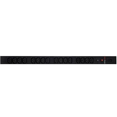 CyberPower® PDU10BVHVIEC16F Basic Power Distribution Unit, IEC-320 C14