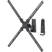 LEVELMOUNT® AIMOA Full Motion Single Arm Wall Mount, Up To 70 lbs.