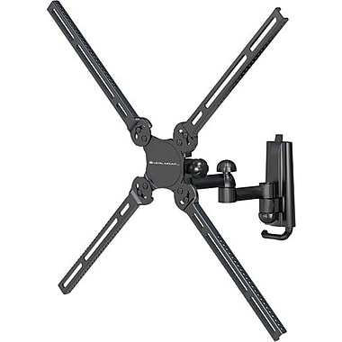 LEVELMOUNT® AIMTA Full Motion Dual Arm Level Mount, Up To 70 lbs.