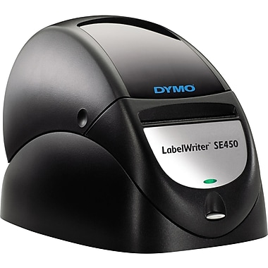 Dymo 1761334 SE450 Series Printer, 51 Labels/min