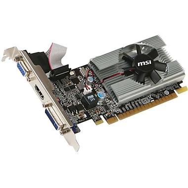 MSI® NVIDIA® GeForce® N210-MD1G/D3 Graphics Card, 1024 MB DDR3
