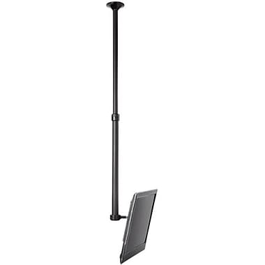 Atdec Telehook TH1040CTL Long Pole Ceiling Mount, Up To 55 lbs.