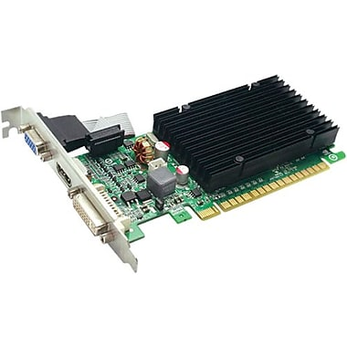 EVGA® NVIDIA® GeForce® 512-P3-1311-KR Video Card, 512 MB DDR3, 4.8 GBPS