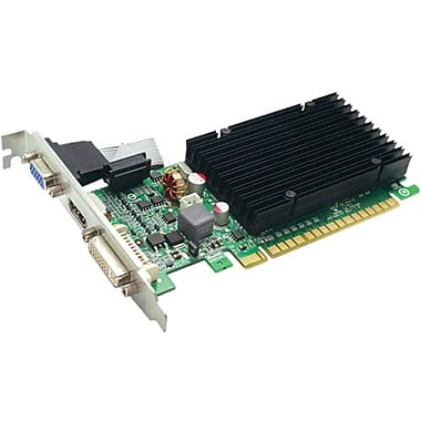 EVGA® NVIDIA® GeForce® 01G-P3-1313-KR Video Card, 1024 MB DDR3, 9.6 GBPS