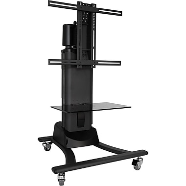 Atdec Telehook THEMC Motorized TV Cart, Up To 110 lbs.