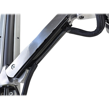 Ergotron® StyleView® 45260026 Flat Panel Sit Stand Combo System, 6 - 18 lbs.