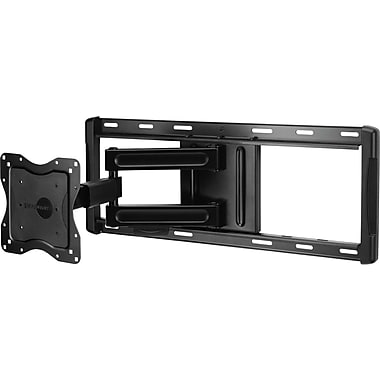 OMNIMOUNT® NC125C Large Full Motion Wall Mount, Up To 125 lbs.